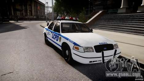 Ford Crown Victoria CVPI-V2.5V for GTA 4