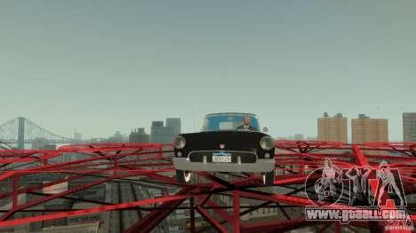 Smith Thunderbolt Mafia II for GTA 4 right view