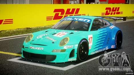Porsche GT3 RSR 2008 for GTA 4