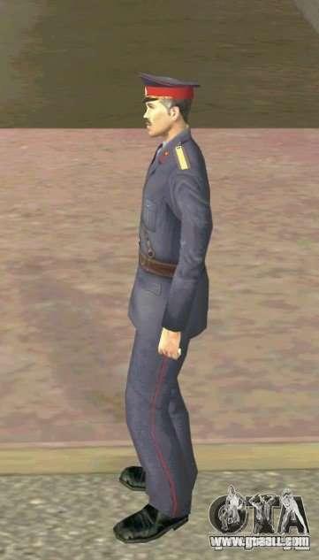 District for GTA San Andreas second screenshot