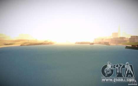 HD Water v4 Final for GTA San Andreas eighth screenshot