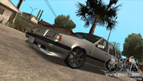 Volvo 850 R for GTA San Andreas inner view