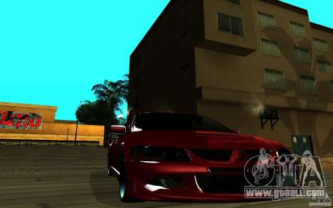 ENB for any computer for GTA San Andreas twelth screenshot
