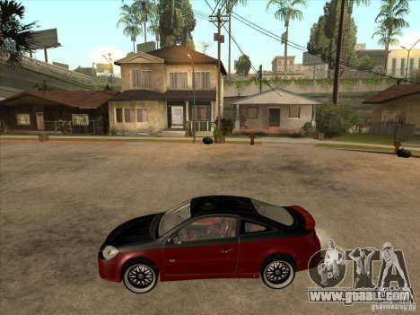 Chevrolet Cobalt ss Tuning for GTA San Andreas left view