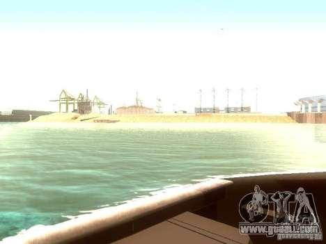 New Enb series 2011 for GTA San Andreas