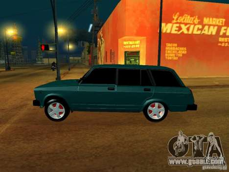 VAZ 2104 for GTA San Andreas right view
