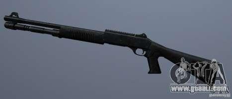 XM1014 for GTA San Andreas third screenshot
