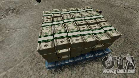 100 dollar bills United States Federal Reserve for GTA 4 forth screenshot