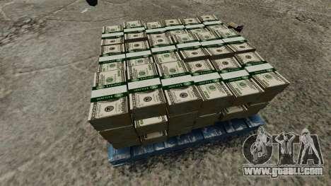 100 dollar bills United States Federal Reserve for GTA 4 forth screenshot