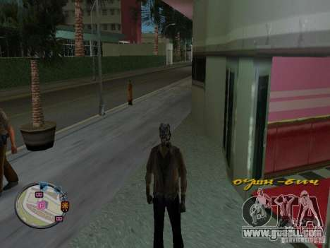MK 9 Scorpion Costume for GTA Vice City