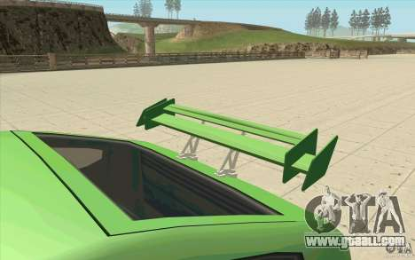 Mad Drivers New Tuning Parts for GTA San Andreas eleventh screenshot