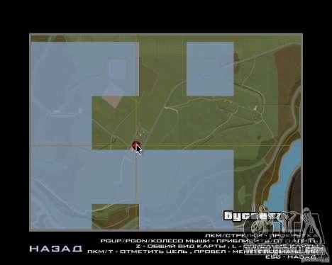 A Busaevo for the CD for GTA San Andreas sixth screenshot