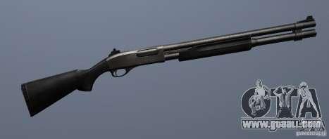 Remington 870 Marine for GTA San Andreas forth screenshot