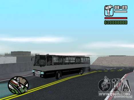 Ikarus 260.06 for GTA San Andreas side view