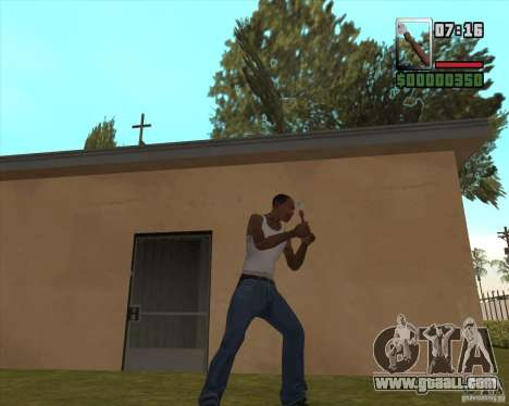 Opener for GTA San Andreas second screenshot