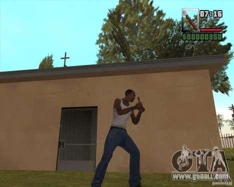Opener for GTA San Andreas second screenshot