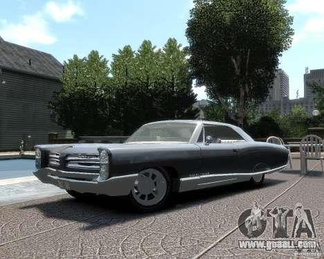 Pontiac Bonneville 1966 for GTA 4