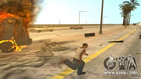 Bonus collectors v1.2 for GTA San Andreas forth screenshot