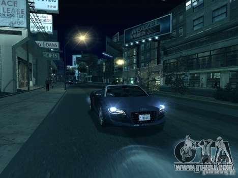 ENB Series By Raff-4 for GTA San Andreas third screenshot