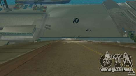 Stunt Dock V1.0 for GTA Vice City forth screenshot