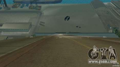 Stunt Dock V1.0 for GTA Vice City forth screenshot