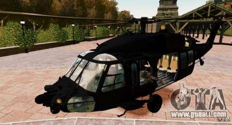 MH-60K Black Hawk for GTA 4