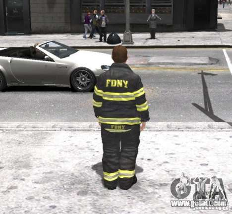 Ultimate NYPD Uniforms mod for GTA 4 eleventh screenshot