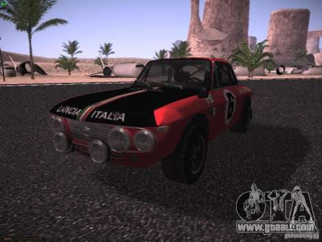 Lancia Fulvia Rally for GTA San Andreas