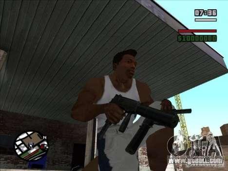 TMP for GTA San Andreas