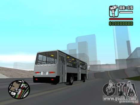 Ikarus 260.06 for GTA San Andreas right view