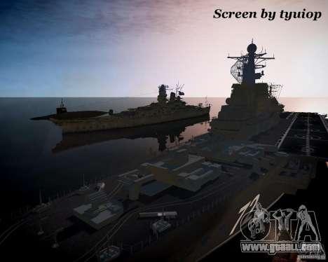 Navy for GTA 4