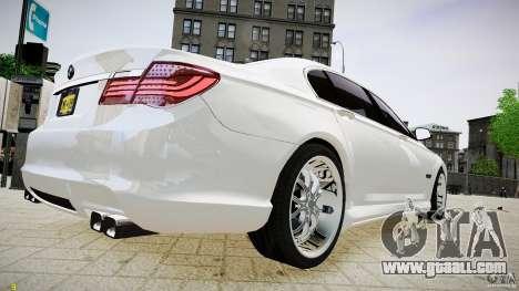 BMW 750Li Sedan ASANTI for GTA 4 left view