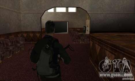 Sam Fisher for GTA San Andreas eighth screenshot