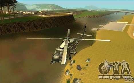 New Raindance for GTA San Andreas