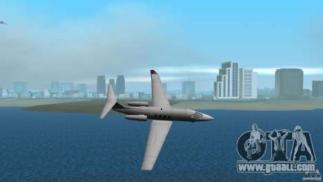 Shamal Plane for GTA Vice City