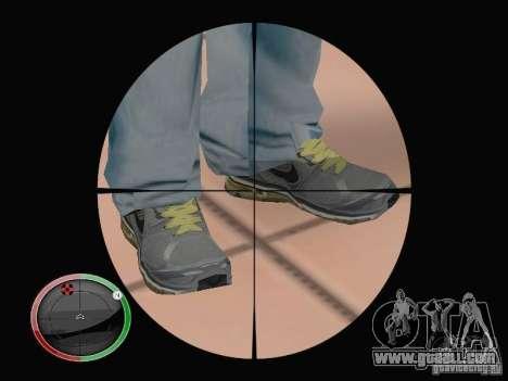 Nike Air Max for GTA San Andreas