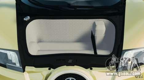 Bugatti Veyron 16.4 Super Sport 2011 v1.0 [EPM] for GTA 4 bottom view