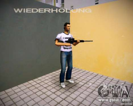 Pak weapons of GTA4 for GTA Vice City tenth screenshot