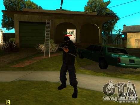 SkinHead (Football fan) for GTA San Andreas second screenshot