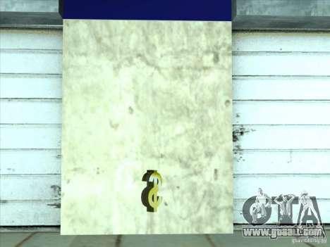 Legal business Cidžeâ for GTA San Andreas sixth screenshot