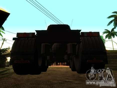MAZ 642205 v1.0 for GTA San Andreas back left view