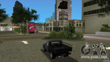 Anadol Pikap for GTA Vice City back left view