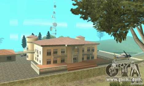 A Villa for GTA San Andreas forth screenshot