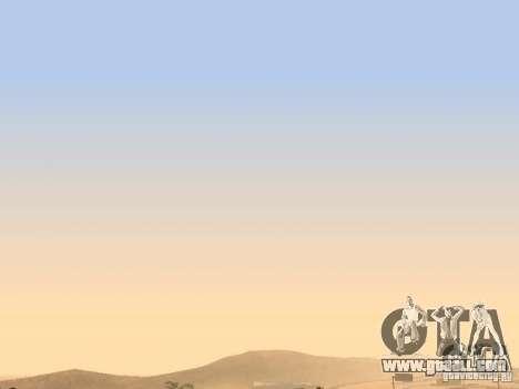 Timecyc - Purple Night v2.1 for GTA San Andreas fifth screenshot