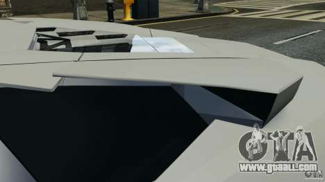 Lamborghini Reventon 2008 v1.0 [EPM] for GTA 4 engine