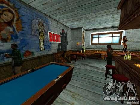 Mod Beber Cerveja V2 for GTA San Andreas twelth screenshot