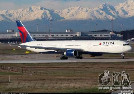 Loading screens Boeing 767 for GTA San Andreas eighth screenshot