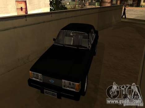 Chevrolet Opala BMT for GTA San Andreas left view