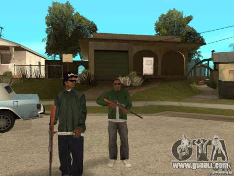 Two scripts for better protection for GTA San Andreas forth screenshot