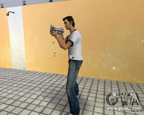 MP5K for GTA Vice City